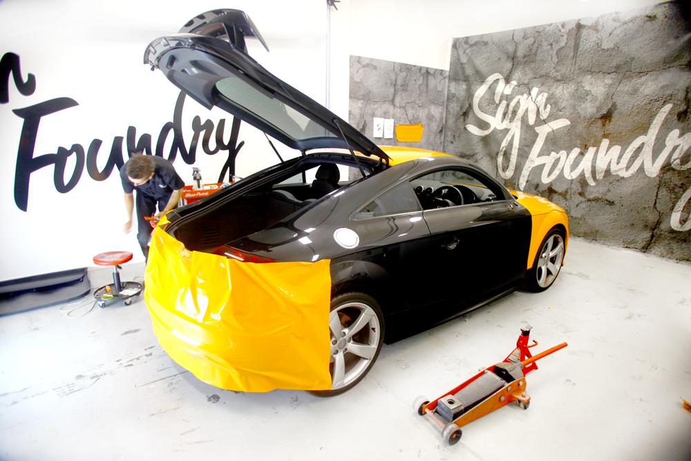 Cost Of Car Wrap Vs Paint